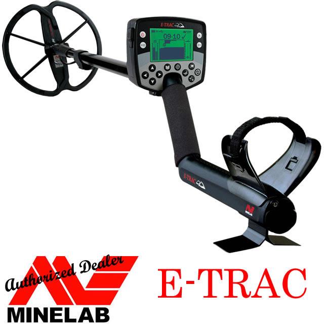 Minelab OutpostMinelab E-Trac Metal Detector 3228-0002